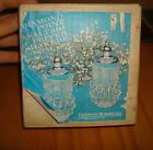 Pepper Shakers Crystal