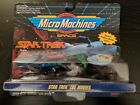 Micro Machines Space Star Trek The Movies by Galoob 1993 Collection