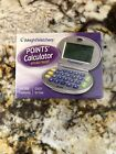 Sealed 2007 Weight Watchers Points Calculator with Daily Tracker New