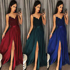 US Women's Formal Prom Bridesmaid Bodycon Evening Cocktail Party Long Maxi Skirt