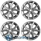 New 19 Replacement Wheels Rims for Chevrolet Impala 2014 2016 Set Silver 209637