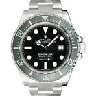 ROLEX - 40mm Stainless Steel Sea Dweller 4000 Black Dial 116600 - SANT BLANC