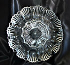 Vintage Anchor Hocking Clear Glass Deviled Egg Plate/Tray