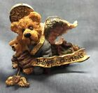 Boyds Bears Matthew with Kip, Baby's First Christmas Ornament #2508. 1997