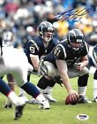 Nick Hardwick Signed Chargers Football 8x10 Photo PSA DNA COA #61 Picture Auto 3