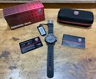Luminox Carbon SEAL 46mm Diver's 300M Watch XS.3801