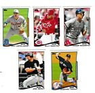2014 Topps Series 1 Baseball Variation Short Prints Guide 135