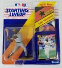 1992 Starting Lineup Dave Henderson Oakland Athletics Figure Card