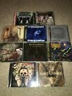 Lot of 10 METAL CDs - goatwhore dew scented six feet under lair of the minotaur