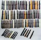 lot of 95 Swiss made Gucci leather bands different colors,sizes, for men
