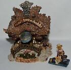 RARE- BOYDS BEARLY BUILT-VILLAGES -COCOA'S HOUSE OF CHOCOLATE--#19009(MIB)