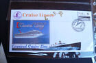 RMS TITANIC LOCAL POST SATAMP  CRUISE LINERS COVER 2007  CARNIVAL LIBERTY