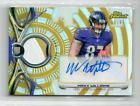 2015 Topps Finest Football Cards - Review Added 15