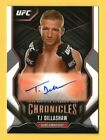2015 Topps UFC Chronicles Trading Cards - Review Added 19