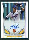 Michael Conforto Prospect Card Highlights 23