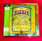 Rush Feedback SHM MINI LP CD JAPAN WPCR-14998