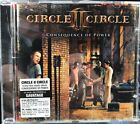 Consequence of Power * by Circle II Circle (CD, Sep-2010, AFM Records) Savatage