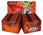 English Magic the Gathering Unstable Booster Box 36ct SEALED!!