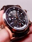Jaeger LeCoultre Master Compressor Geographic Rose Gold  99% LNIB Discontinued