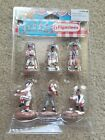 NEW Lemax Baseball Buddies Team 6 Figurine Set TRAINS CARNIVAL VILLAGE Houses