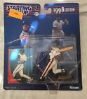 Glenallen Hill Kenner Starting Lineup 1998 Brand New! San Francisco Giants