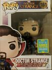 Doctor Strange with Rune SDCC