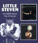 LITTLE STEVEN - MEN WITHOUT WOMEN/VOICE OF AMERICA 2 CD NEW+