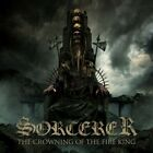 SORCERER - THE CROWNING OF THE FIRE KING   CD NEW+
