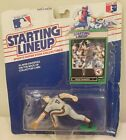 1989 Pete Stanicek. Starting Lineup.  Sports Figure and Card - BALTIMORE ORIOLES