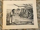 LITHOGRAPH PRINT FROM MEXICAN PEOPLE TALLER PORTFOLIO 1946 SIGNED 1 OF 10