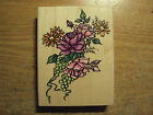 Rubber Wood Mounted Stamps Various Scrapbooking Stamping Themes You Choose