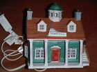 RARE -Lemax -- TOWN HALL- DICKEN'S Village (RETIRED) 1993