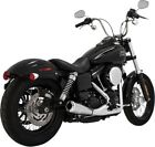 Vance amp Hines Unsweep 2 into 1 Exhaust 06 17 Harley FXDL FXDB Dyna FXDWG