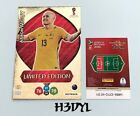 2018 Panini Adrenalyn XL World Cup Russia Soccer Cards - Checklist Added 33