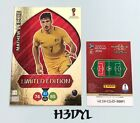 2018 Panini Adrenalyn XL World Cup Russia Soccer Cards - Checklist Added 34