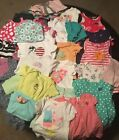 Lot of 41 pieces 12 months Baby Girls Clothing Cheap Group Spring Summer