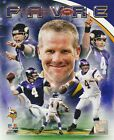 Card Companies Use Different Methods to Produce First Brett Favre Vikings Cards 16