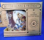 (2) Coffee Tea Mugs Cups BOYDS BEARS & FRIENDS 2000 3 3/4 NOS Twogether Forever