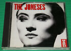 The Joneses Hard 1990 Cd Out Of Print Good Fast Shipping