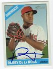 2015 Topps Heritage High Number Baseball Cards 46