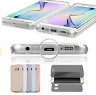 For Samsung S10 A9 A8 J6 Shockproof 360 Front and Back Full Body TPU Case Cover