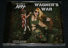 Wagner's Way By The Great Kat 2002 Blood & Guts CD 1ST Press Rare Out Of Print