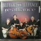 BLUEGRASS ALLIANCE - Re-alliance  CD NEW SEALED FREE SHIPPING