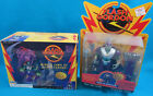 Lot of 2 Flash Gordon Toys- Ming the Merciless Figure and Jaws of Death Throne