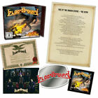 Autographed BLOODBOUND Rise Of The Dragon Empire Boxset box set cd dvd buckle ++