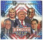 DECISION 2016 TRADING CARD SEALED HOBBY BOX Lot Random Trump Hillary AUTO Card