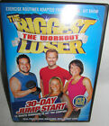 The Biggest Loser The Workout DVD 30 Day Jumpstart Excercise Fitness DVD