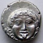 Apollonia Pontica Thrace late 5th early 4th centuries BC silver Drachm
