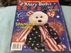 TY BEANIE BABY Babies - Mary Beth's Bean Bag World Magazine July 1999