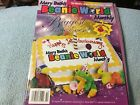 TY BEANIE BABY Babies - Mary Beth's Bean Bag World Magazine October 1998 Vol 2